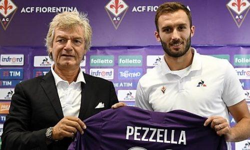 La Fiorentina ha comunicato a Pezzella che sarà riscattato a fine stagione